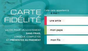 carte fidélité ccms